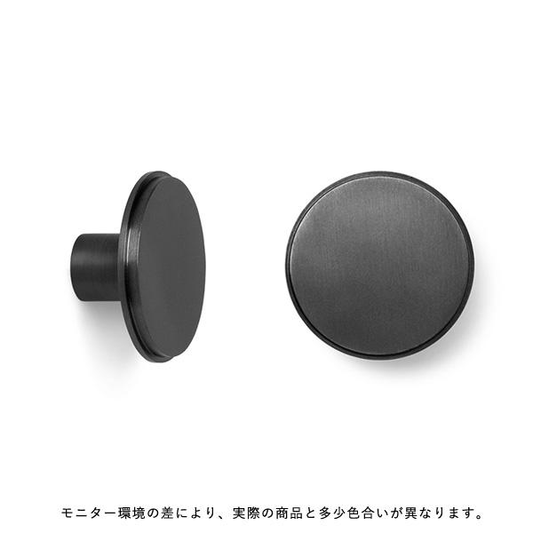 fermLIVING (ファームリビング) Hook L(Ø4cm) BlackBrass 北欧/インテリア/日本正規代理店品【受注発注】