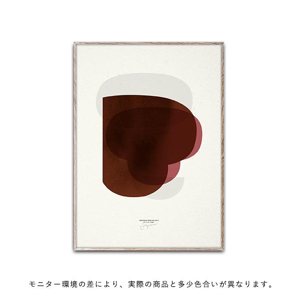 【受注発注】Paper Collective (ペーパーコレクティブ) ポスター 50×70cm Sketchbook Abstracts 02