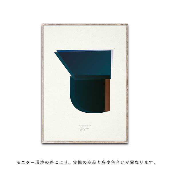【受注発注】Paper Collective (ペーパーコレクティブ) ポスター 30×40cm Sketchbook Abstracts 03