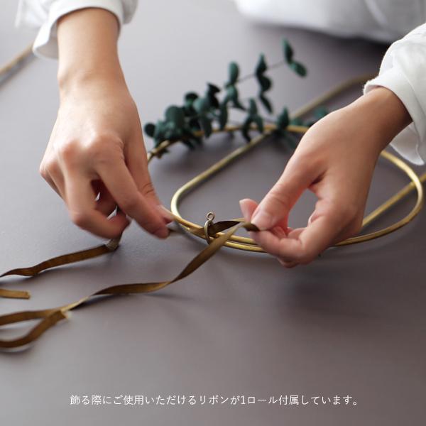 ferm LIVING (ファームリビング) デコフレーム ブラス 北欧/インテリア/クリスマス/日本正規代理店品【送料無料】