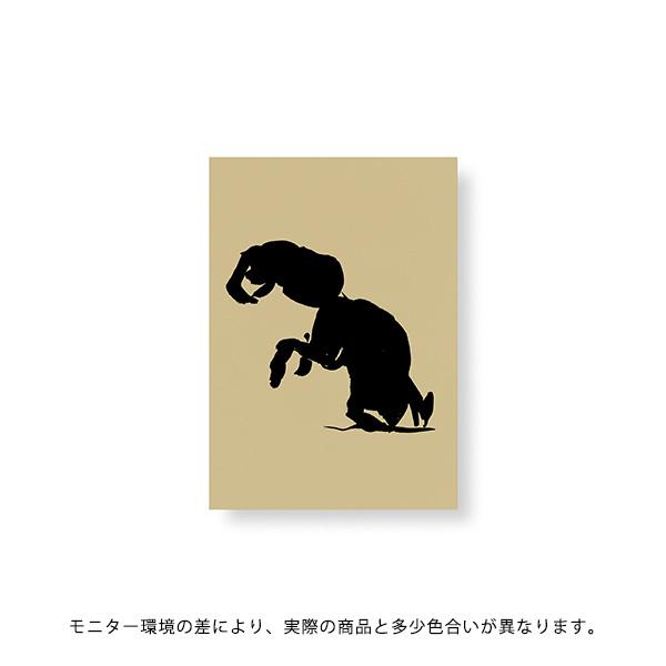 Teemu Jarvi (テーム・ヤルヴィ) ポスター A5(14.8×21cm) FOX TALES(キツネ) DIVE 北欧/インテリア/アート/シンプル/壁掛け 【メール便】
