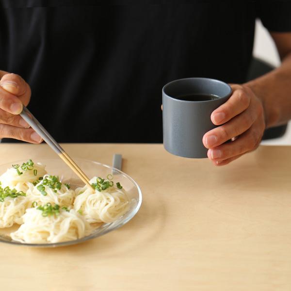 kura common (クラ コモン) Ena (エナ) マルチカップ スレートグレー/マット 和洋食器/食器/そばちょこ