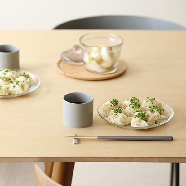 kura common (クラ コモン) Ena (エナ) マルチカップ クールグレー/マット 和洋食器/食器/そばちょこ