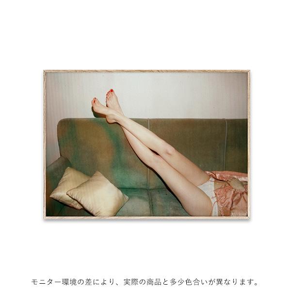 【受注発注】Paper Collective (ペーパーコレクティブ) ポスター 40×30cm Resting Feet 01