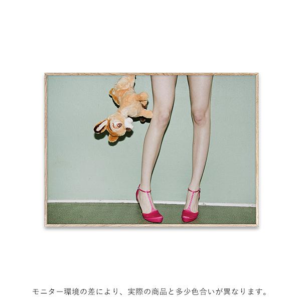 【受注発注】Paper Collective (ペーパーコレクティブ) ポスター 40×30cm Bambi & Heels