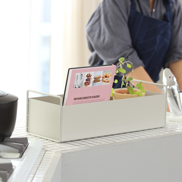 ferm LIVING (ファームリビング) Plant Box (プラントボックス) S ライトグレー 北欧/インテリア/日本正規代理店品【送料無料】