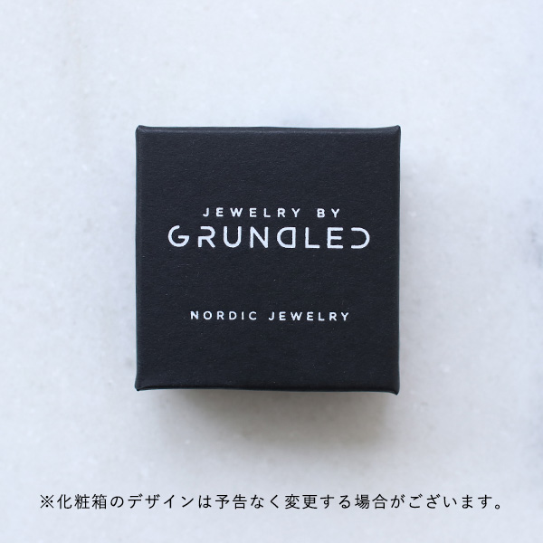 Grundled (グルンドレッド) <br>ブレスレット 13.5-18.5cm Optativ <br>ブラック/ダークウッド/ダスティージェイド 【メール便】
