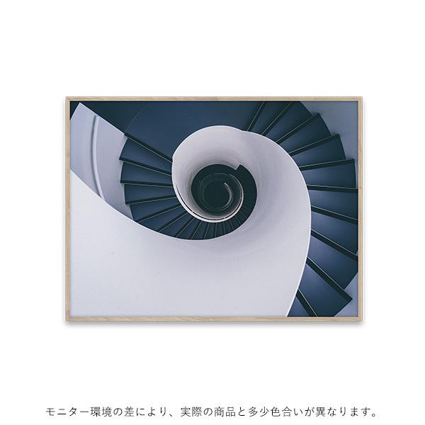 【受注発注】Paper Collective (ペーパーコレクティブ) ポスター 40×30cm KUA Stairways