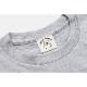 ノラネコぐんだん 長袖Tシャツ ノラネコ グレー キッズ(110cm,130cm,150cm)、ユニセックス(S、M、L、XL)