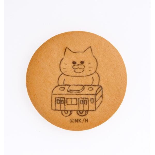 ノラネコぐんだん クッキー缶 【東京駅コラボ】 ※数量限定 ※販売期間2021年5月31日まで(クッキー賞味期限21年8月1日)