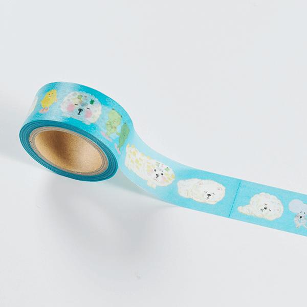 ぽめちゃん マスキングテープ