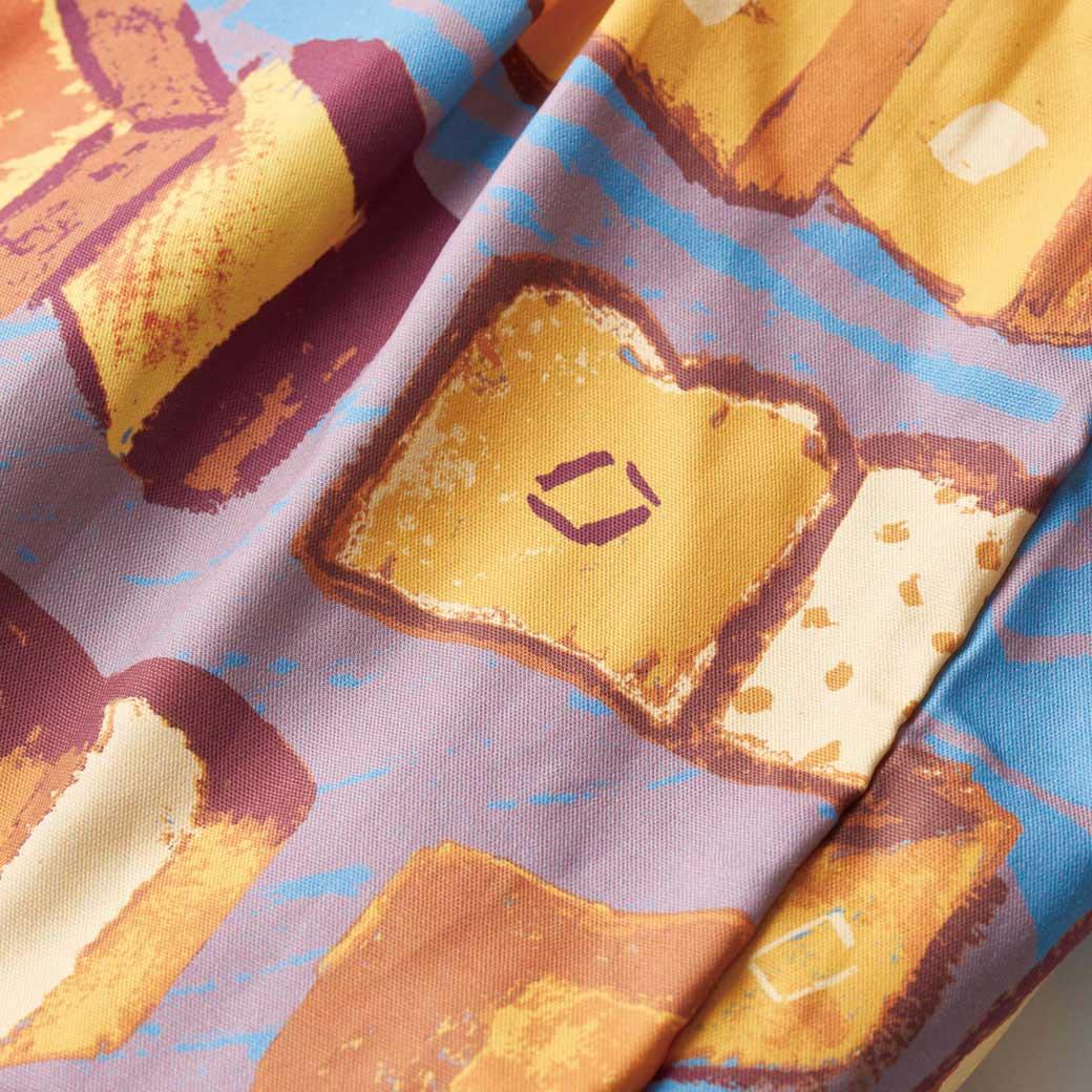 gochisou  オリジナル食パンバッグ