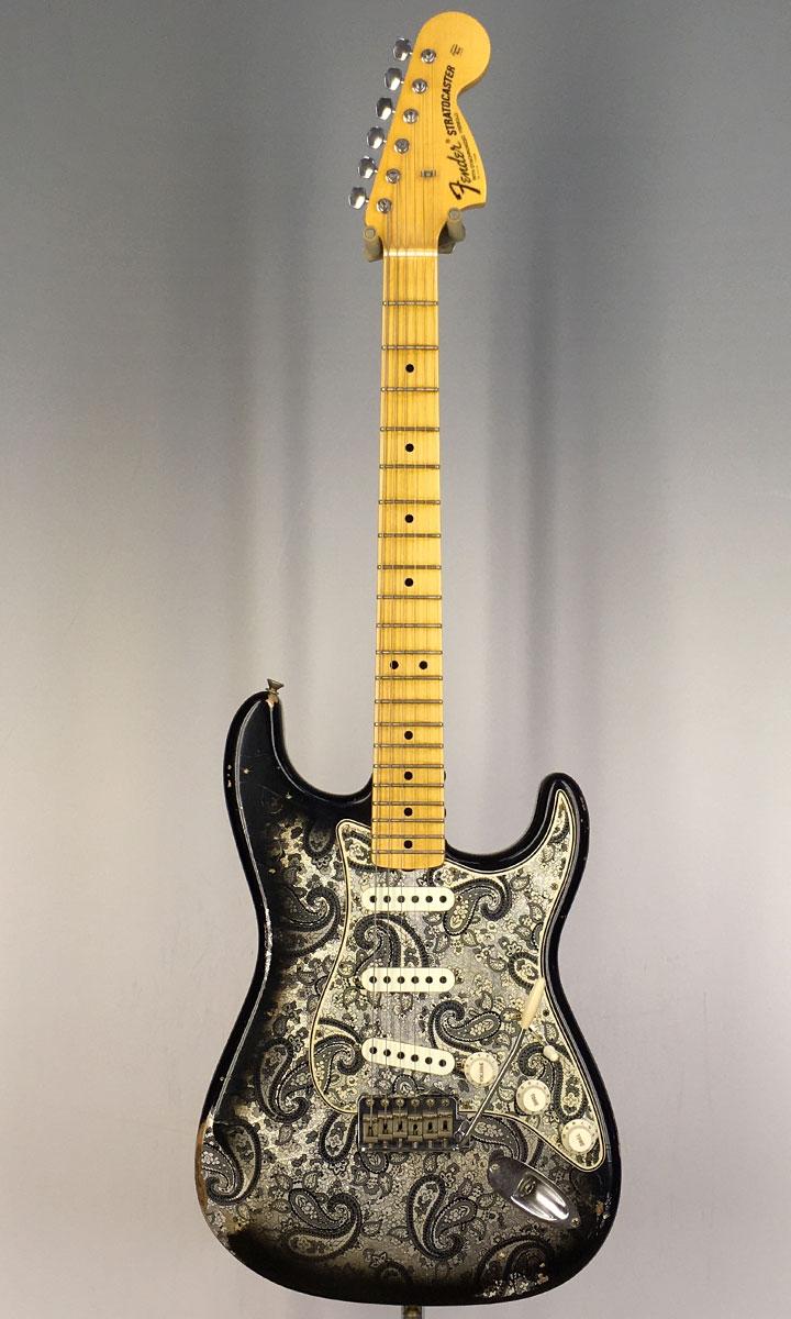 【New】Fender Custom Shop LTD '68 Stratocaster Relic Black Paisley(selected by KOEIDO)店長厳選レアな命を持つ68!フェンダー 光栄堂