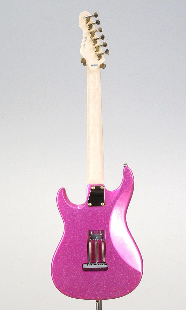 ★初音ミク シグネチュアモデルギター! GrassRoots G-STREAM-Miku 初音ミク シグネチュアモデル 【2021年5月頃初回入荷予定・ご予約受付中】【送料無料】