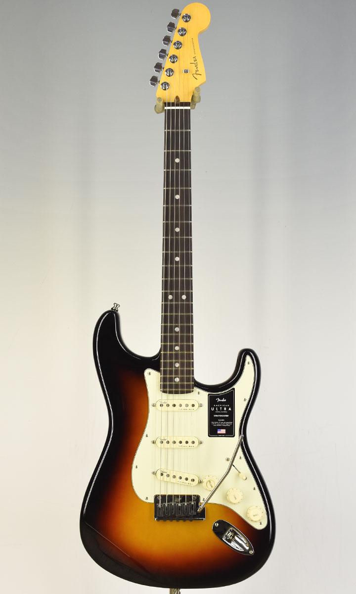 Fender American Ultra Strato RW Ultra Burst (selected by KOEIDO) 店長厳選!別格の最新ウルトラ!フェンダー 光栄堂