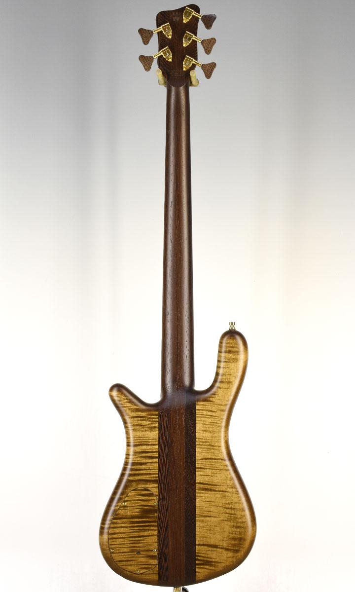 【1本限定超特価!】Warwick Custom Shop Streamer Stage1 Classic Line5 Antique Tobacco G(selected by KOEIDO)ワーウィック選抜再開!何と店長厳選初5弦ステージ1、しかも超特価!