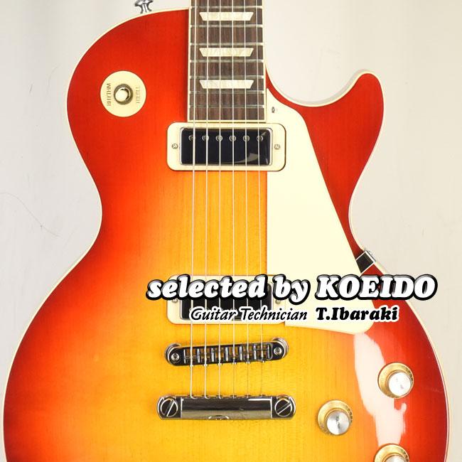 【New】Gibson Les Paul Deluxe 70s Cherry Sunburst 2021(selected by KOEIDO) 店長厳選2021命を持つ別格のデラックス!