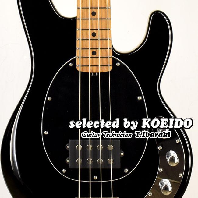 【New】Musicman StingRay Special H MN BLK (selected by KOEIDO) 店長厳選、別格の命を持つ最新スティングレイ・スペシャル!