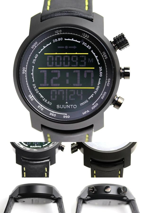 【MT3370】★スント Suunto  ELEMENTUM TERRA<br />SS019997000  腕時計 デジタルウオッチ<br />★【中古】【質屋出品】