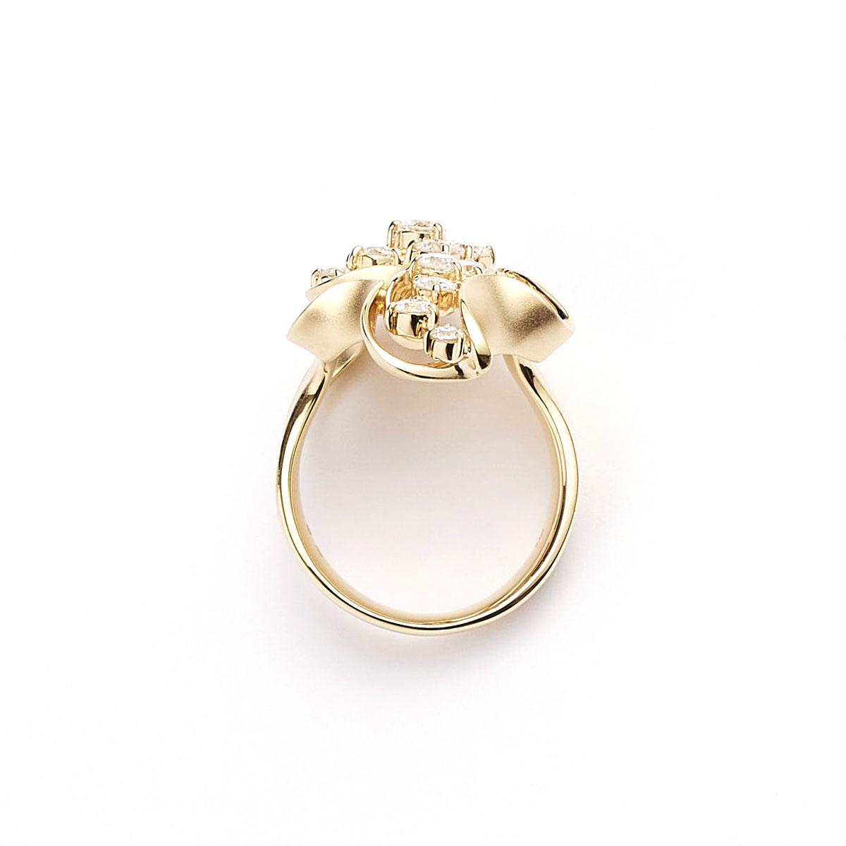 K18 2.0ctDiamond Ring