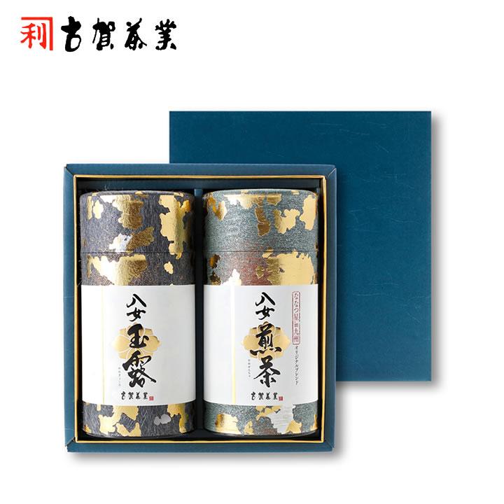 玉露・煎茶詰合せ 130g