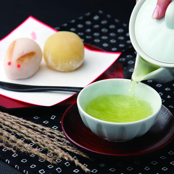 八女煎茶 香 100g(「ななつ星in九州」使用茶)