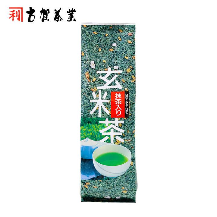 抹茶入り玄米茶 100g