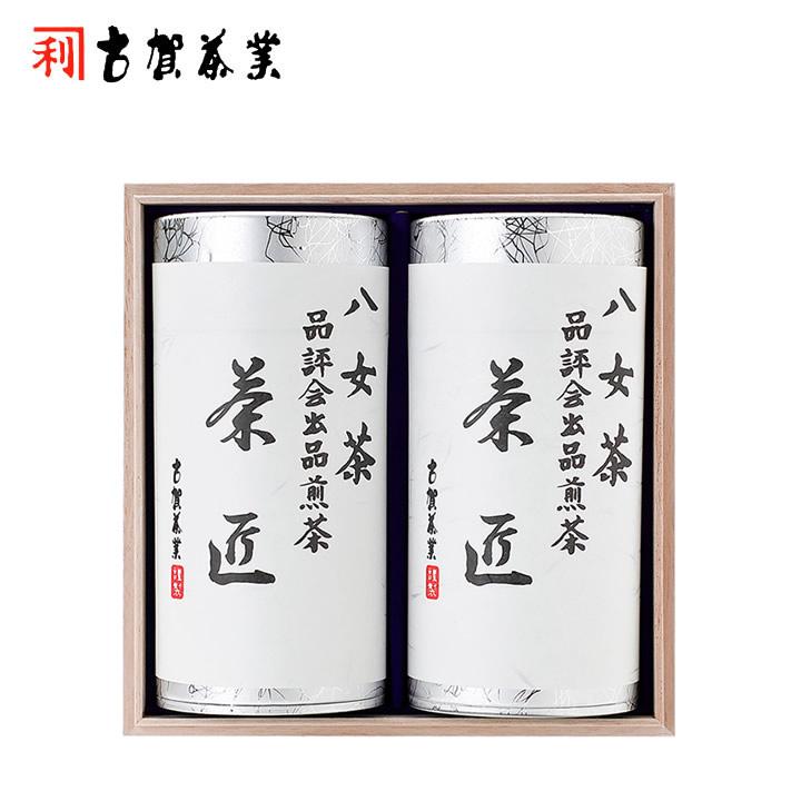 品評会 煎茶詰合せ 125g