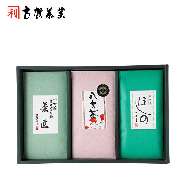 品評会煎茶・星野煎茶・香詰合せ  100g