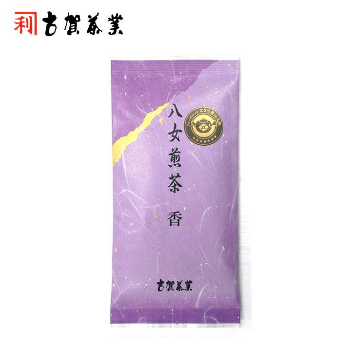 八女煎茶 香 (「ななつ星in九州」使用茶)3本セット【送料込レタパ発送】