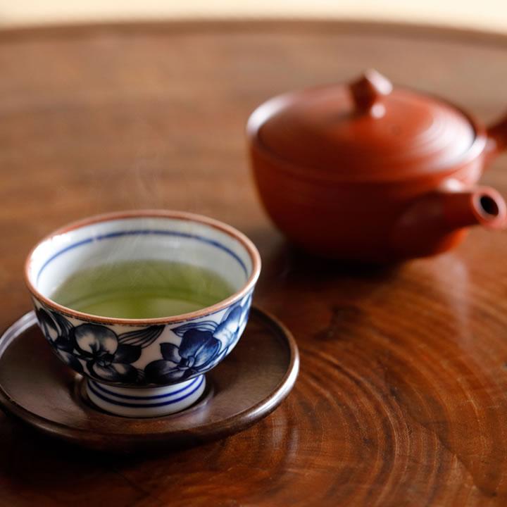 八女煎茶 香 粉末 50g
