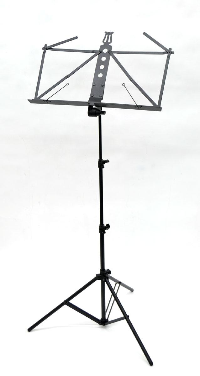MS-380A 軽量で持ち運びに便利なアルミニウム製譜面台