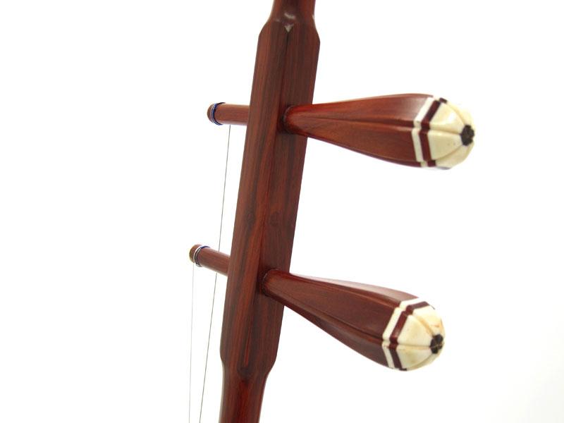 施忠精製 アフリカ小葉紫檀二胡 ER-103SZ