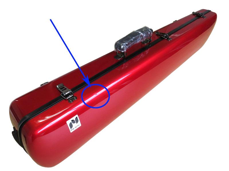 NKC-07 二胡専用ハードケース
