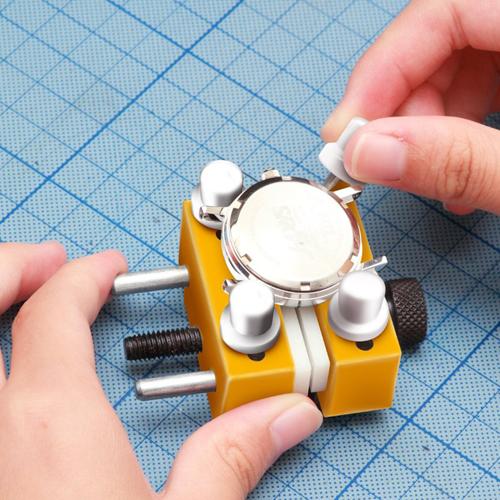 時計修理工具セット(メンテナンスツールキット) ブラック 箱なし