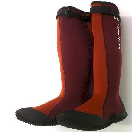 アトム 2620 グリーンマスター 伸縮性合成ゴム長靴 ネオプレーン素材 ※メーカー在庫確認商品