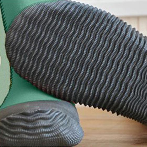 アトム 2622 グリーンマスターライト 伸縮性合成ゴム長靴 ネオプレーン素材 ※メーカー在庫確認商品