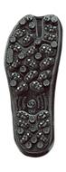 丸五 スパイク10枚II型 黒色 スパイク足袋 ※メーカー在庫確認商品