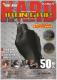 川西工業 2064 アイアングリップハード ニトリルゴム手袋 黒色 50枚入