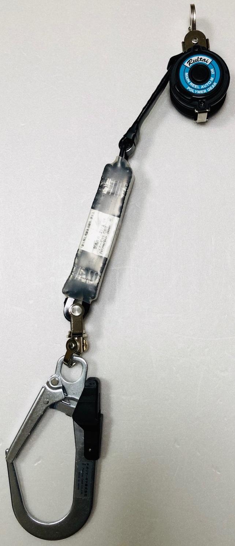 ポリマーギヤ DRNC-M-51S ハーネス用ポリマーリール 巻込み防止付