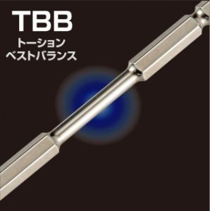 タジマ SB285T-4P トーション凄先ビット 2×85 4P 4本入