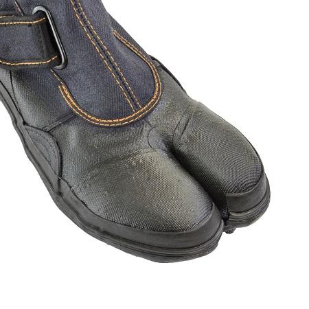 荘快堂 I-78 安全スパイクシューズ 山彦 スパイク付安全靴 ※メーカー在庫確認商品
