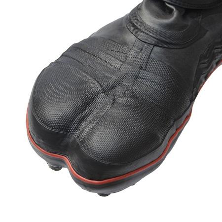 荘快堂 I-807 股付安全スパイクシューズ807 スパイク付足袋型安全靴 ※メーカー在庫確認商品