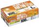 アトム 319-100 天然ゴム極薄手袋 100枚入 ディスポーザブル手袋 ※メーカー在庫確認商品