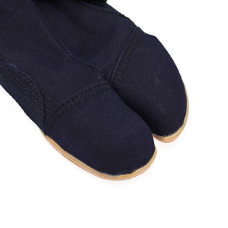 荘快堂 MW-312P 安全足袋 昇龍 12枚コハゼ 藍染め足袋 ※メーカー在庫確認商品