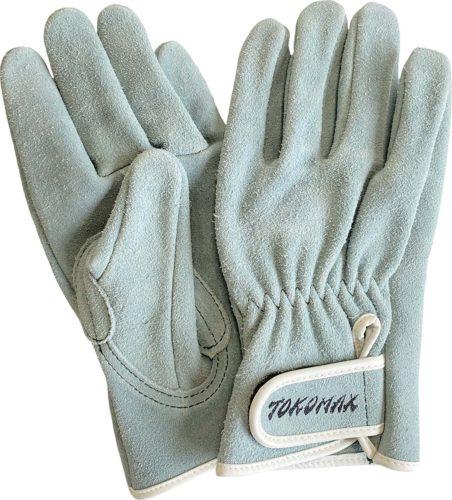 富士グローブ TO-3 オイル加工マジック付 TOKOMAX オイル皮手袋 10双組 洗える皮手袋
