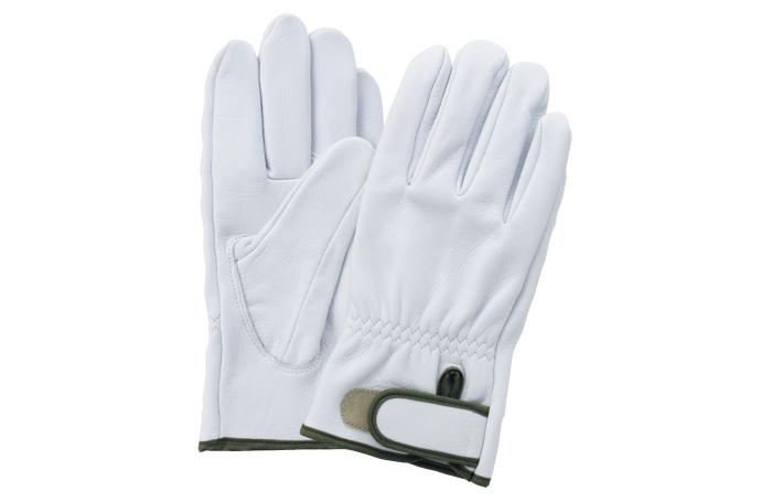 富士グローブ MO-132 モンスター 牛皮レインジャー型アテなし厚皮 皮手袋 10双組 ※メーカー在庫確認商品