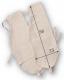 富士グローブ CAN-101 帆布腕カバー 10組 綿100%布製腕カバー ※メーカー在庫確認商品