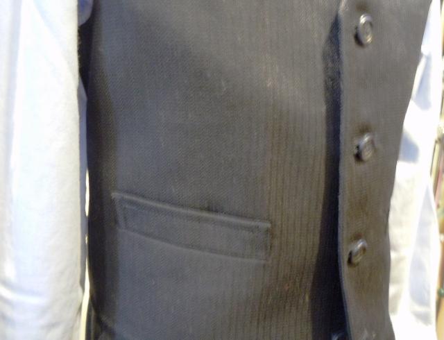 ブレザースーツ 130cm(シャツネクタイは除く)A-118