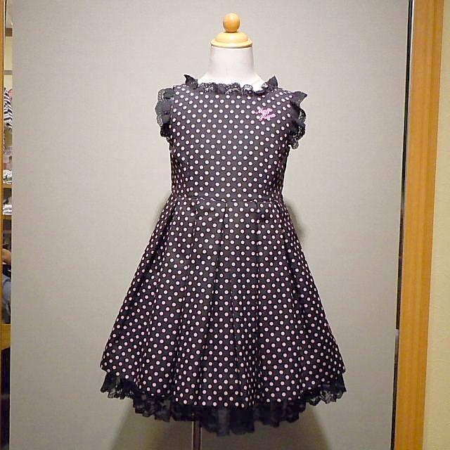 ドレス 1009-1 110cm